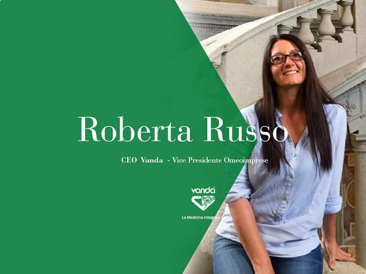 Roberta Russo, CEO Vanda