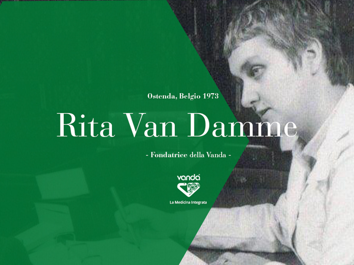 La Dottoressa Rita Van Damme