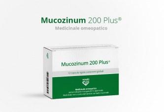 Mucozinum 200 Plus®