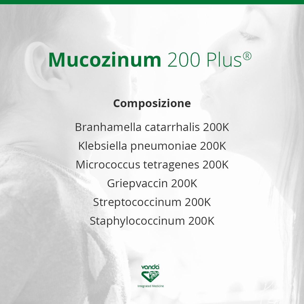 composizione mucozinum rimedio omeopatico influenza