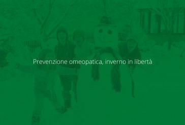 Prevenzione omeopatica, inverno in libertà