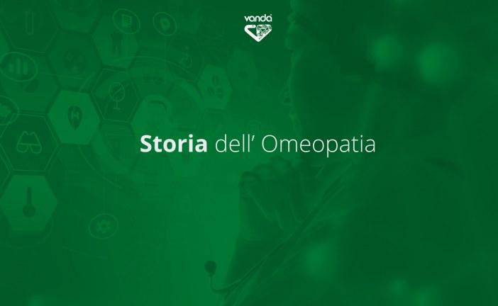 Storia dell'omeopatia. L'infinitesimale presente, passato e futuro.