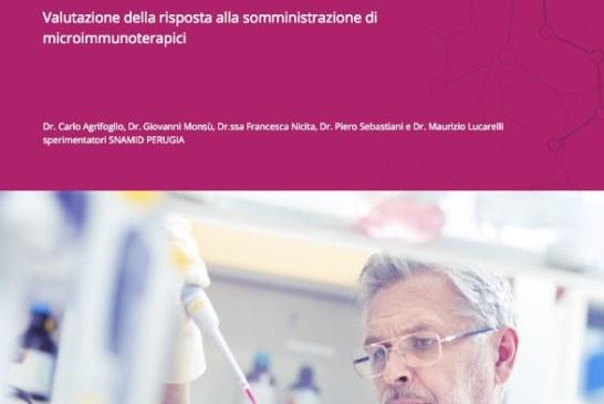 Tiroidite cronica autoimmune e celiachia Valutazione della risposta alla somministrazione di microimmunoterapici