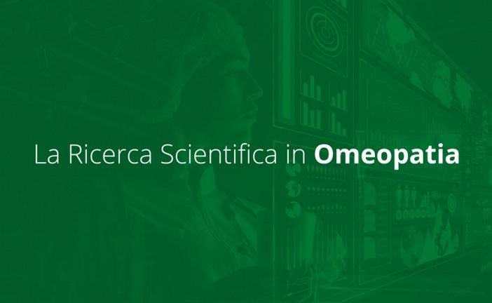 Gli studi in omeopatia. La ricerca di base sulla validità scientifica dell' omeopatia