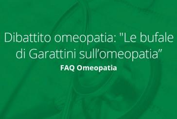"""Dibattito omeopatia: Le """"bufale"""" di Garattini sull'omeopatia."""