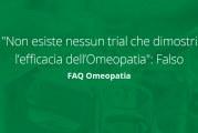 """""""Non esiste nessun trial che dimostri l'efficacia dell'Omeopatia"""": Falso"""