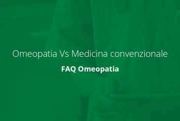 """""""La medicina convenzionale è provata, l'Omeopatia non lo è"""". Falso"""