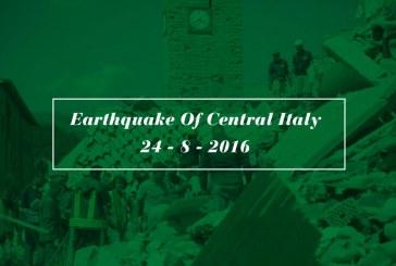 Sindrome  post-traumatica da stress nelle zone colpite dal sisma