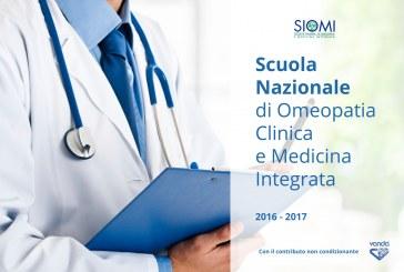 Scuola Nazionale di Omeopatia Clinica e Medicina Integrata, S.I.O.M.I. 2017