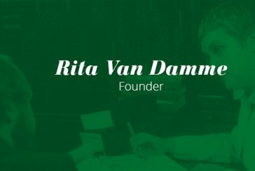 Our CEO Roberta Russo with Rita Van Damme (founder)