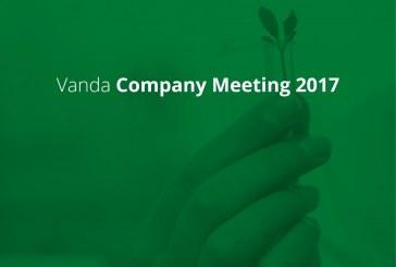 Vanda Company Meeting. Febbraio 2017