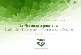 La Fitoterapia possibile:  L'animale e l'uomo per un bene-essere Olistico