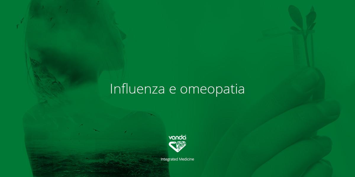 influenza omeopatia, conoscere l'omeopatia per curare l'influenza
