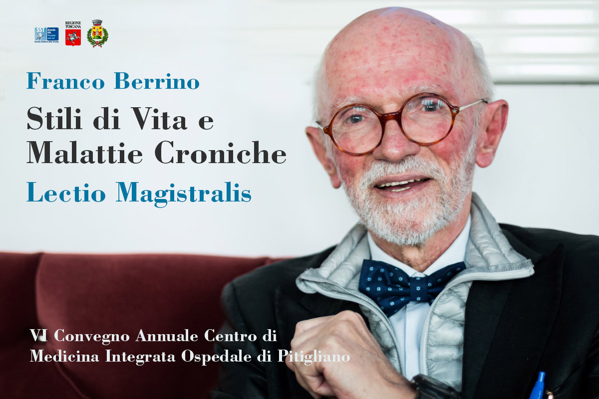 Franco Berrino lectio magistralis medicina integrata