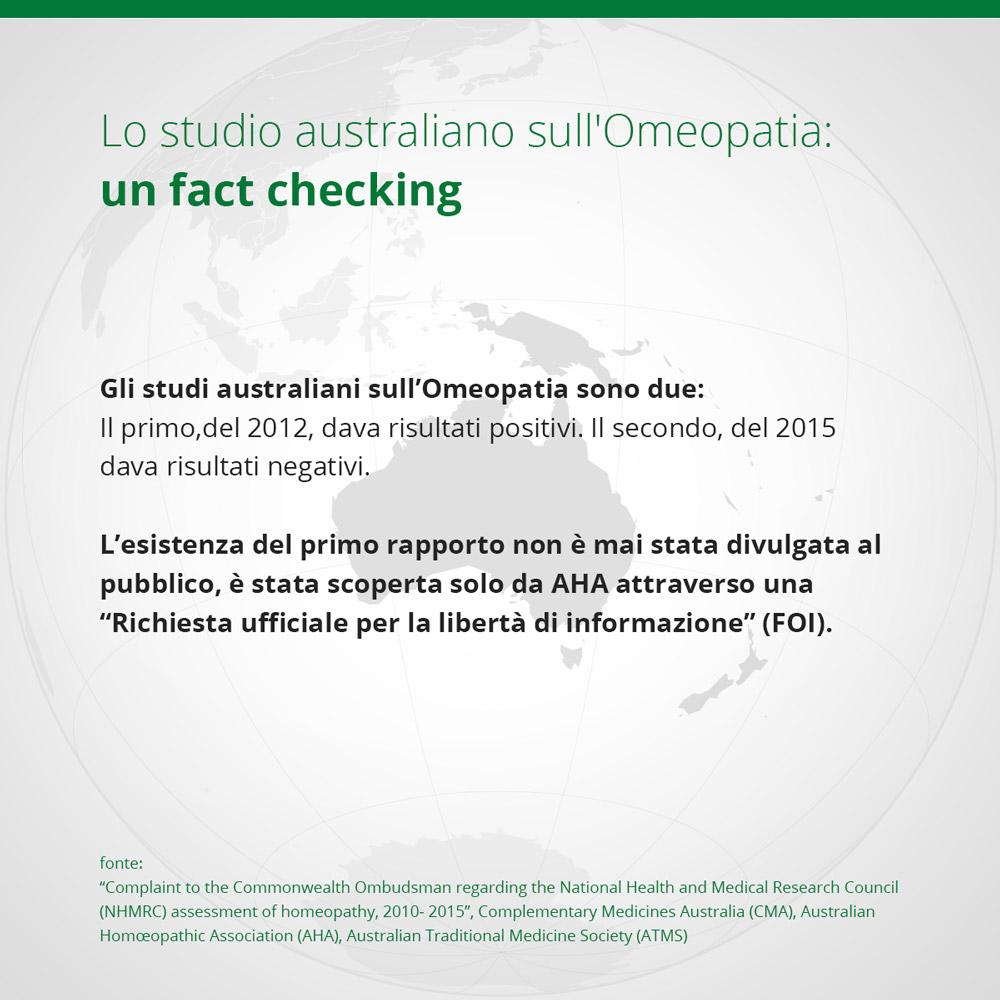 infografica studio metanalisi australiana