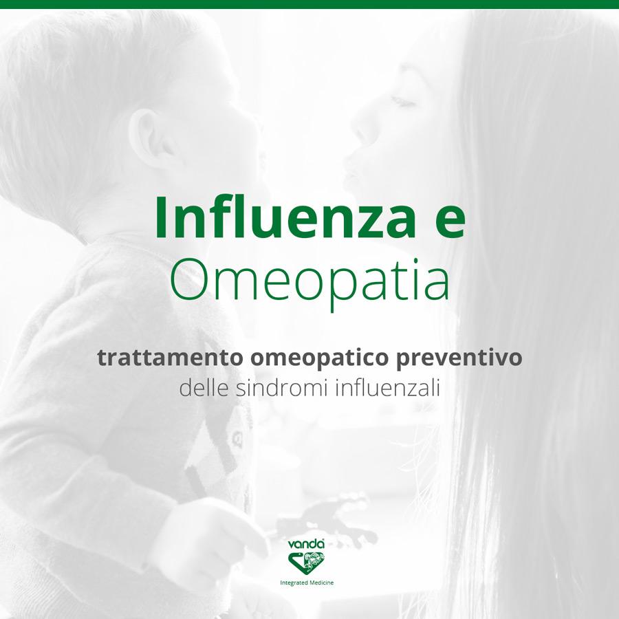 prevenzione influenza rimedio omeopatico