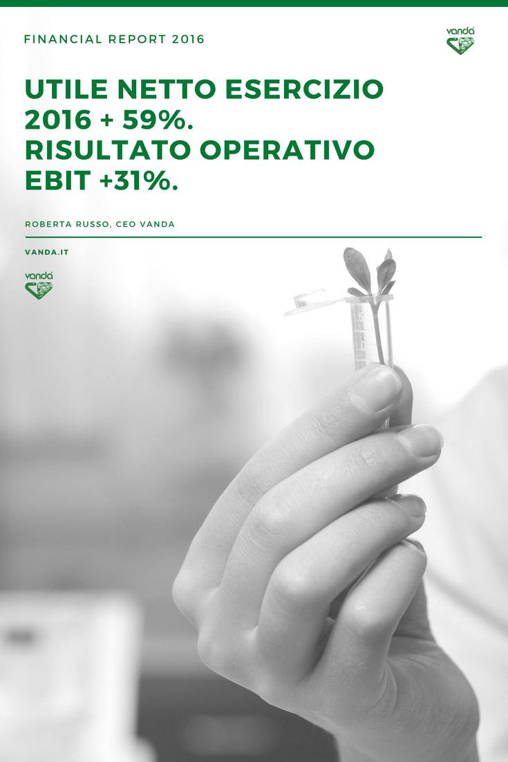 fvanda omeopatici azienda financial report 2016