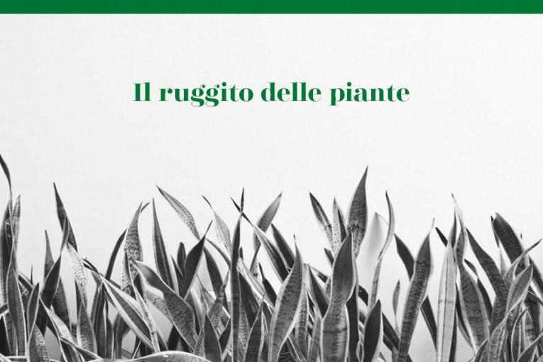 """""""Il ruggito delle piante"""", X seminario internazionale di omeopatia"""