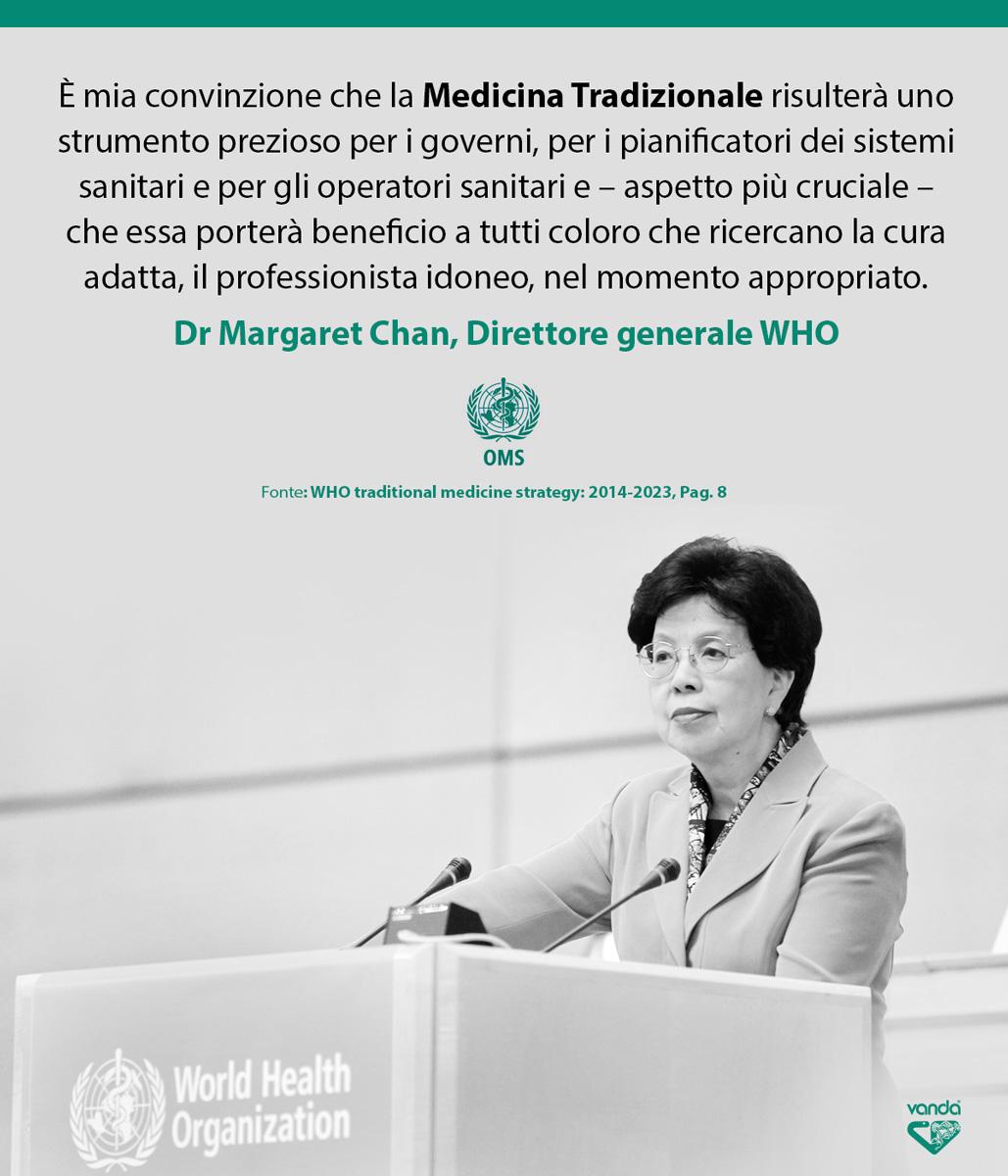 Margaret Chan Direttore generale WHO