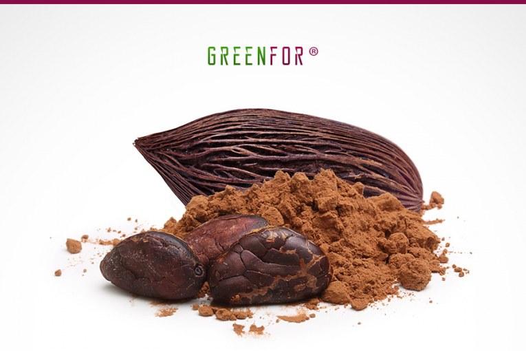 Greenfor®, le proprietà del Cacao