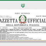 Gazzetta Ufficiale: AIC Vanda 17, Vanda 29, Vanda 44, Vanda 39, Vanda 69, Vanda 32, Vanda 73