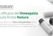 L'efficacia dell'Omeopatia sulla Rivista Nature