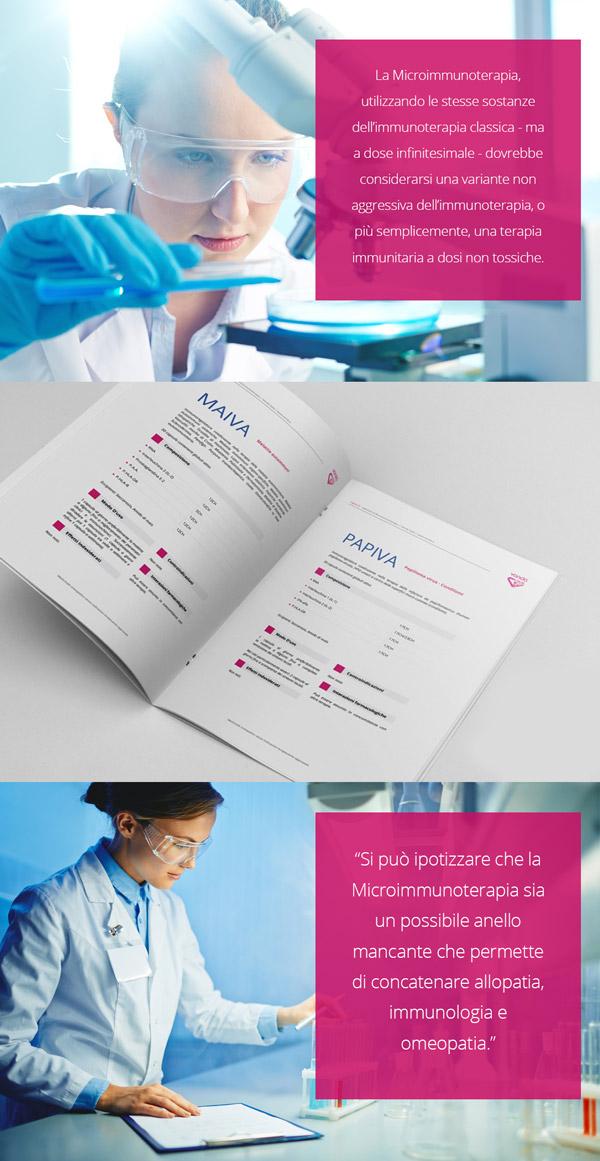 infografica microimmunoterapia