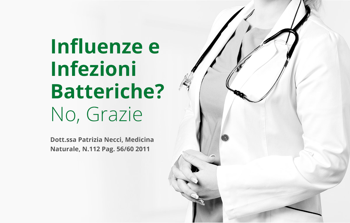 Prevenzione influenza: