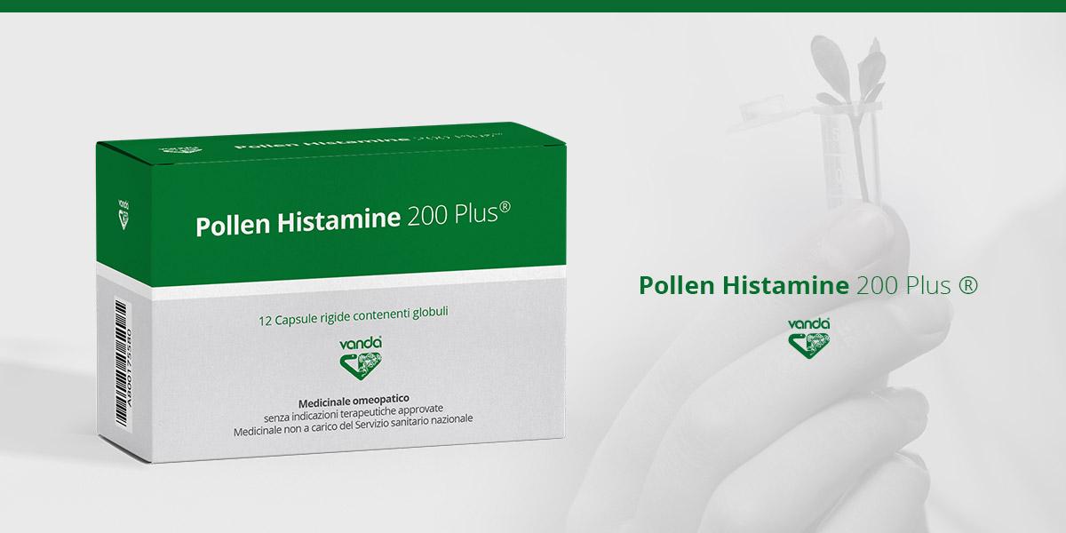 Pollen Histamine 200 Plus®