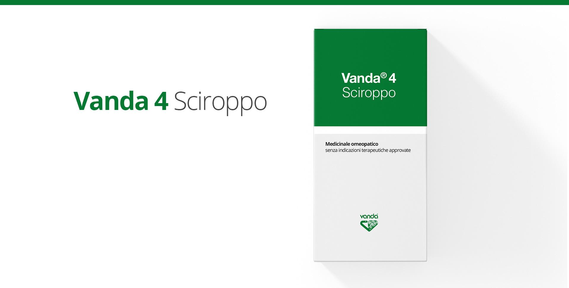 VANDA 4 SCIROPPO