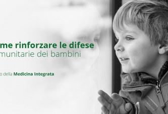 Come rinforzare le difese immunitarie dei bambini