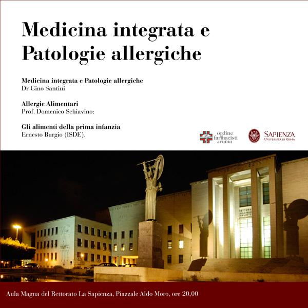 Medicina integrata e patologia allergica