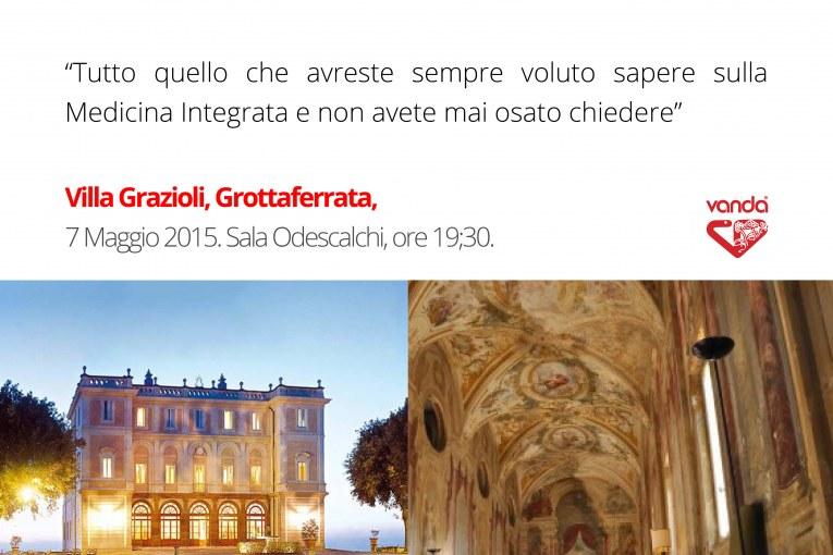 La medicina Integrata. Master Class del Dottor Gino Santini