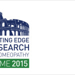 Cutting edge research in homeopathy
