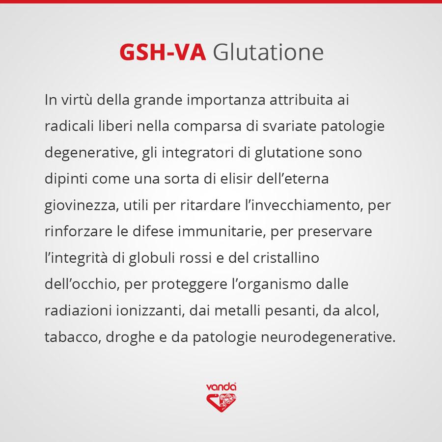 integratore glutatione completo GSH Va