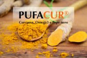 Cervello protetto con le proprietà della Curcuma e degli Omega 3