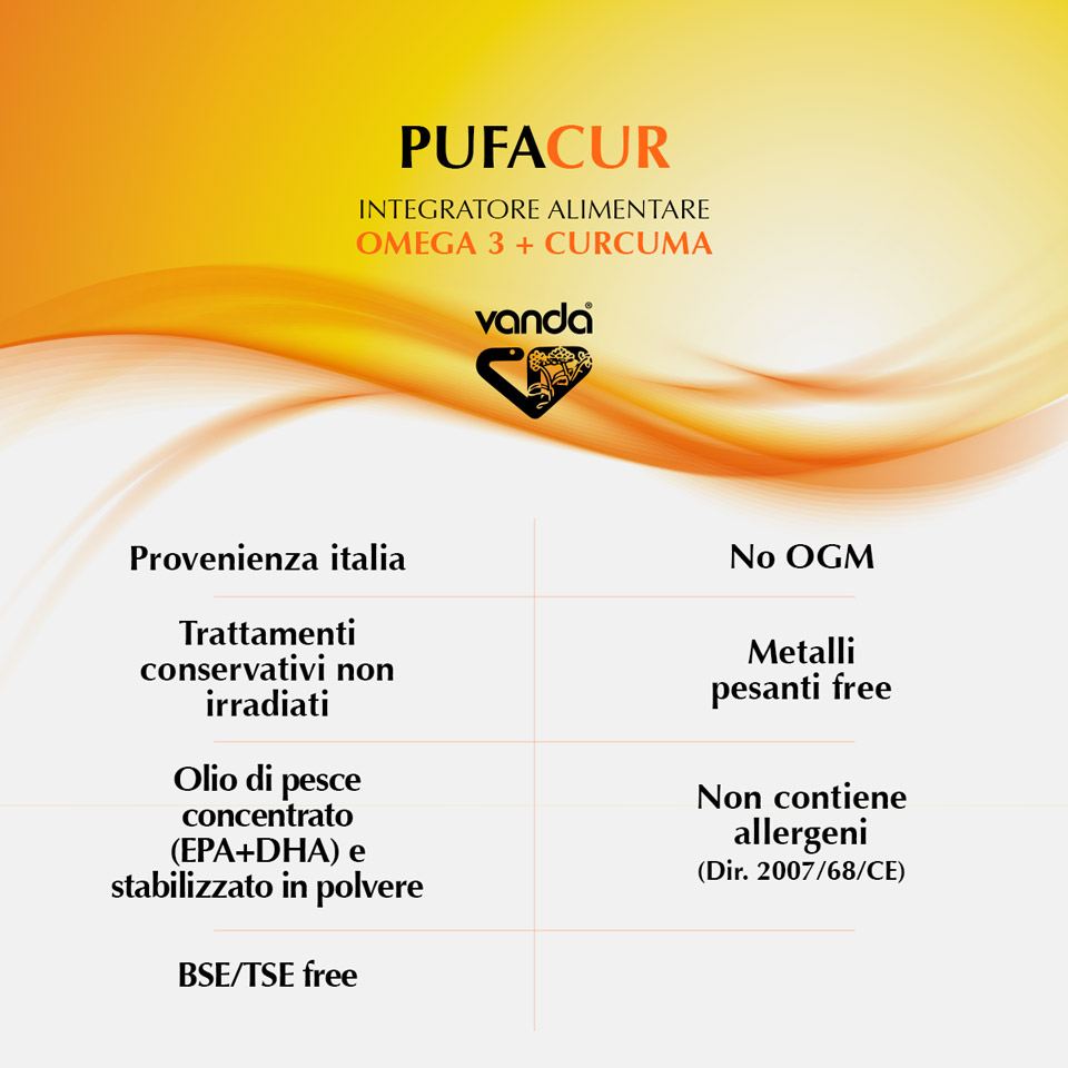 Infografica Omega 3 Pufacur