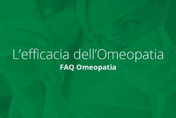 """""""Non esiste nessuna evidenza scientifica sull'efficacia dell'Omeopatia?"""": Falso"""