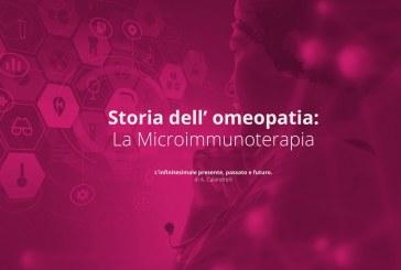 L'innovazione della Microimmunoterapia all'interno della storia della medicina omeopatica