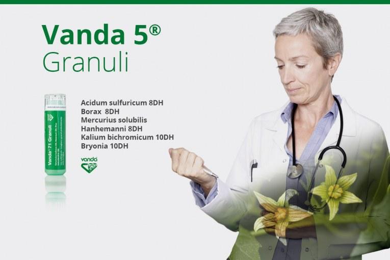Vanda 5® Granuli