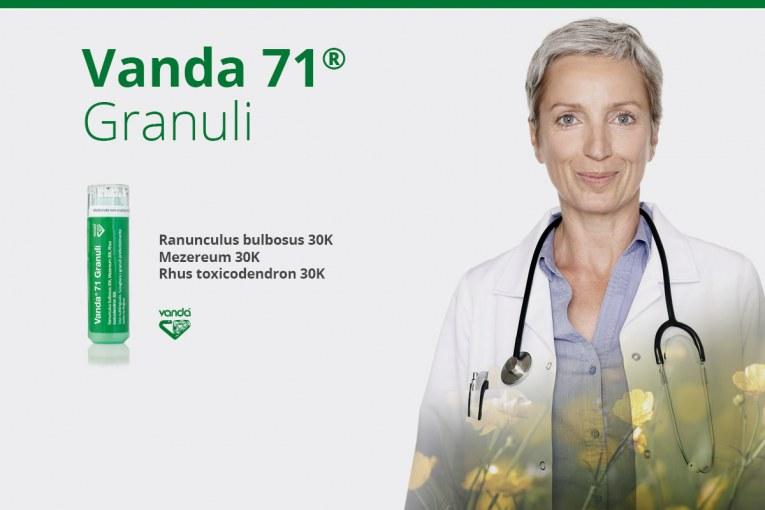 Vanda 71® Granuli