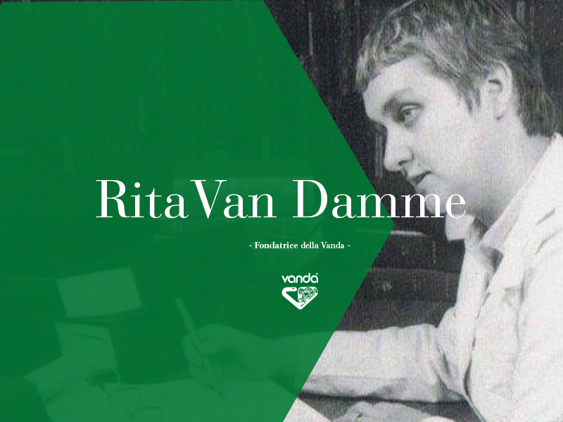 Rita Van Damme, Fondatrice della Vanda Omeopatici. Punto di Riferimento dell'Omeopatia Europea