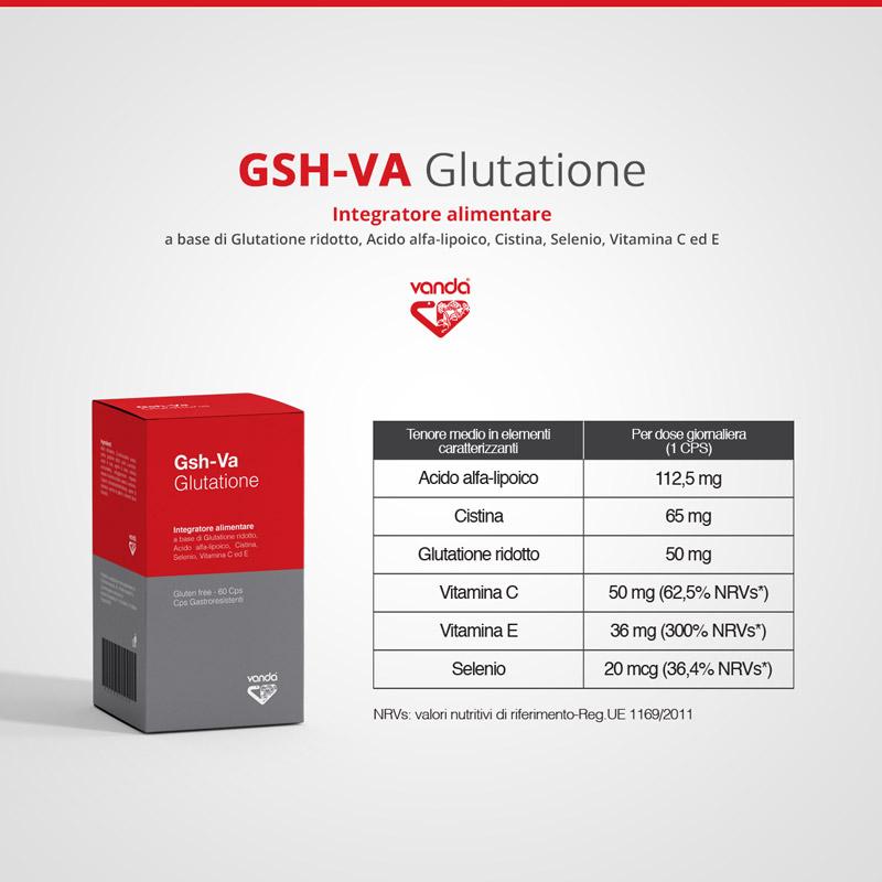 come assumere il glutatione