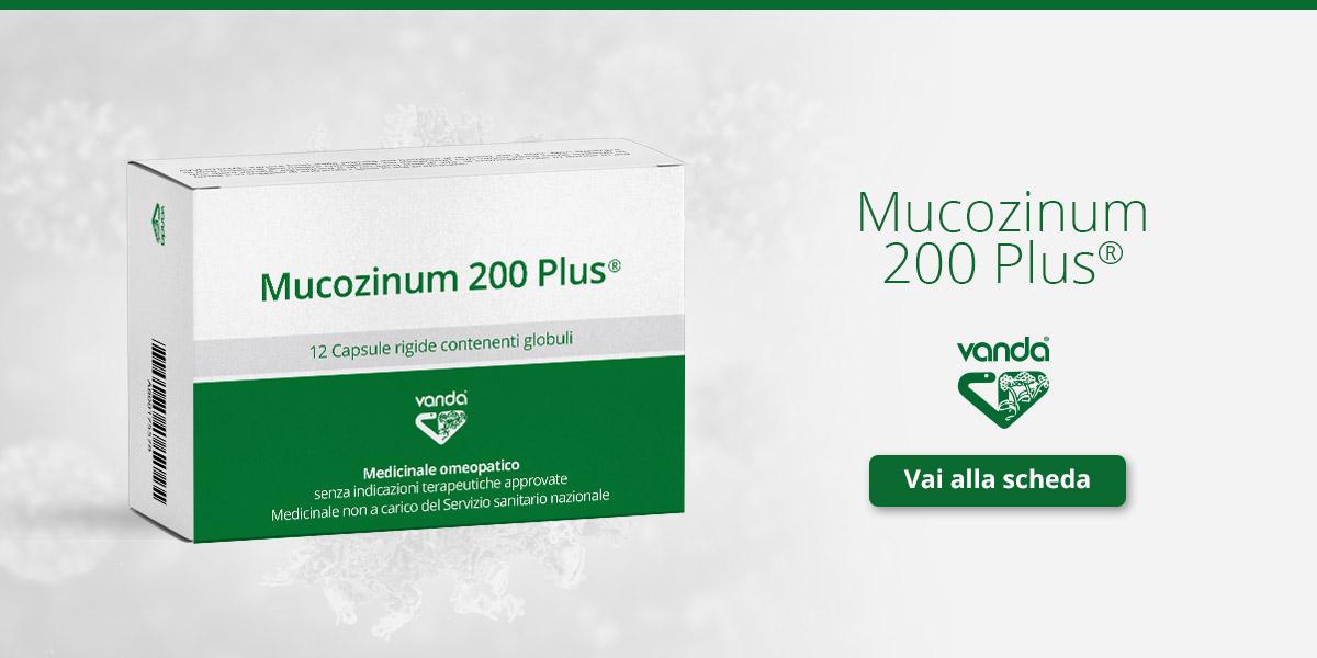Mucozinum rimedio omeopatico influenza