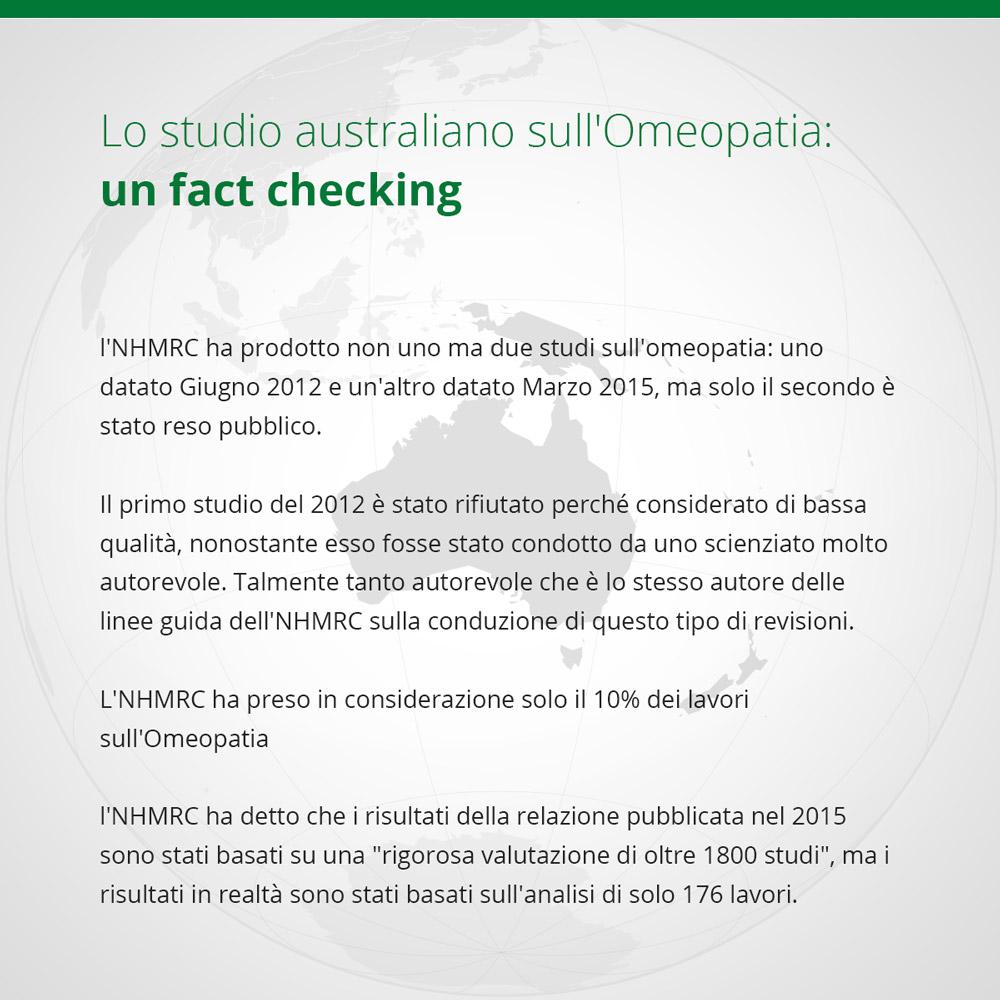 infografica metanalisi australiana