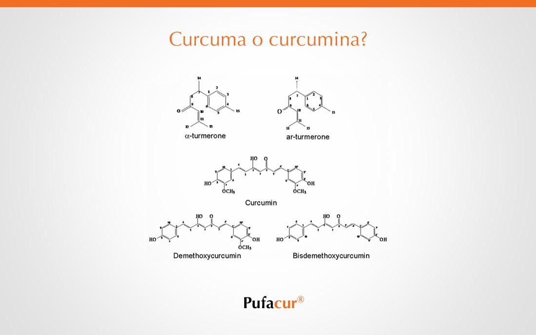 Curcuma o curcumina? I principi attivi della curcuma