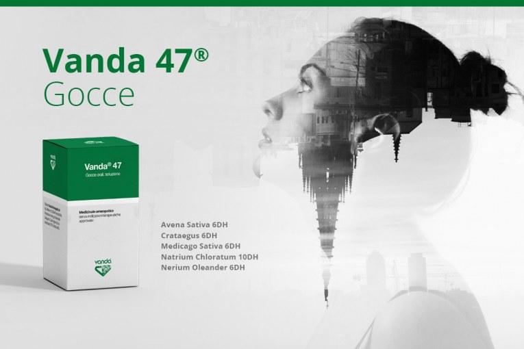 Vanda 47® Gocce