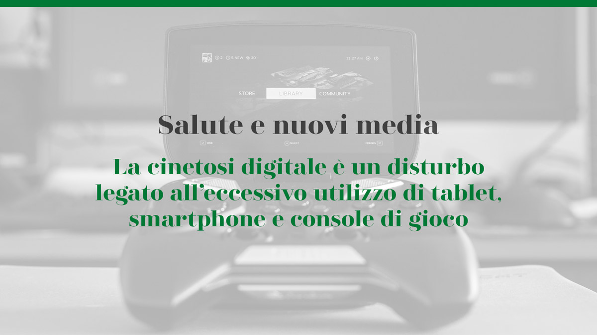 cinetosi digitale (gaming)