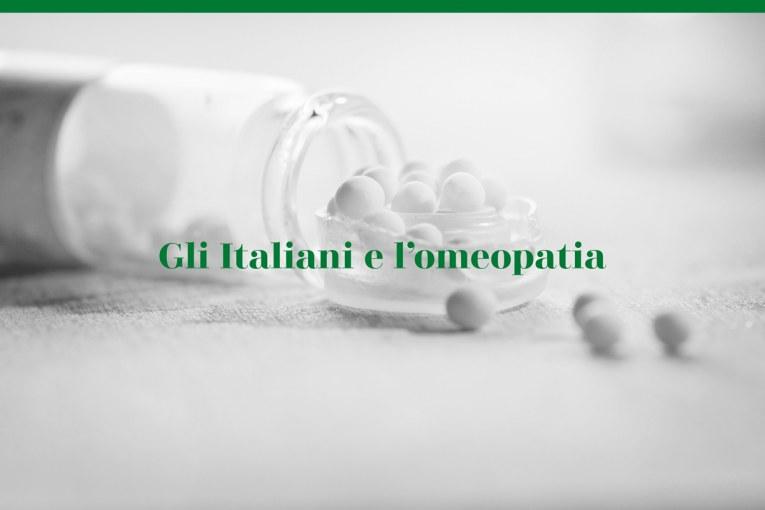 Omeopatia, indagine Omeoimprese: sempre più italiani la usano su consiglio di mmg o farmacista