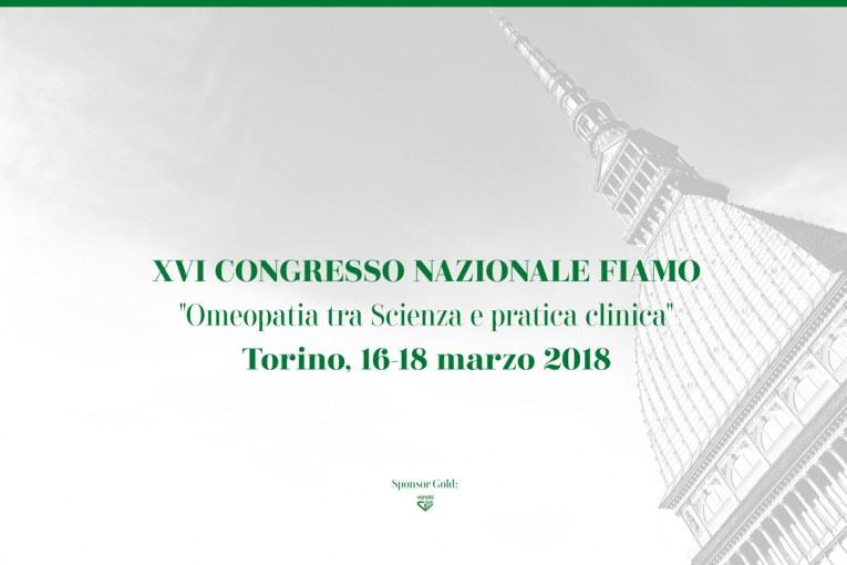 XVI CONGRESSO NAZIONALE FIAMO: